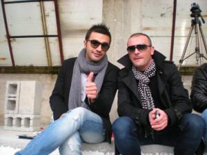 Maurizio Cardone e Luciano Remollino, fondatori di Isolalibera