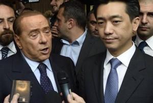Berlusconi e MR Bee